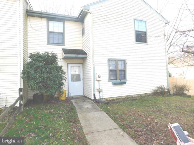 70 Brookshire Road, SICKLERVILLE, NJ 08081 (#NJCD251078) :: Tessier Real Estate
