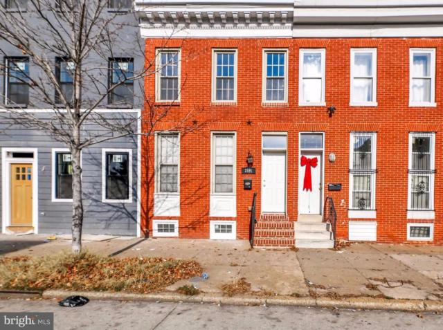 2104 E Fayette Street, BALTIMORE, MD 21231 (#MDBA278346) :: Crossman & Co. Real Estate