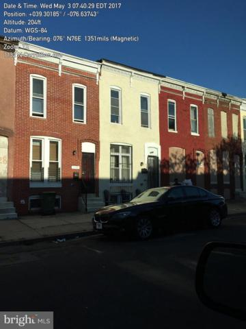 1132 N Carrollton Avenue, BALTIMORE, MD 21217 (#MDBA279074) :: The Bob & Ronna Group