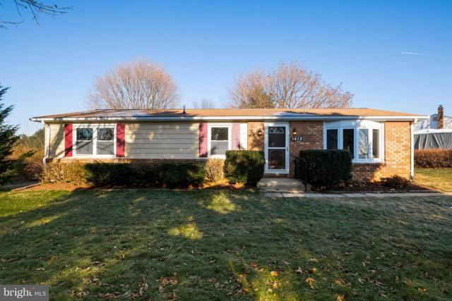 1412 Brehm Road, WESTMINSTER, MD 21157 (#MDCR145962) :: RE/MAX Plus