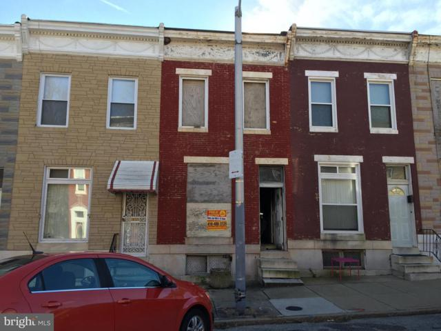 2563 W Lombard Street, BALTIMORE, MD 21223 (#MDBA288432) :: Charis Realty Group