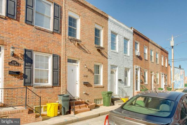 1112 Sterrett Street, BALTIMORE, MD 21230 (#MDBA288434) :: Labrador Real Estate Team