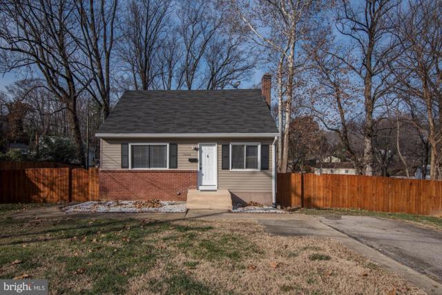 13434 Forest Glen Road, WOODBRIDGE, VA 22191 (#VAPW289326) :: East and Ivy of Keller Williams Capital Properties