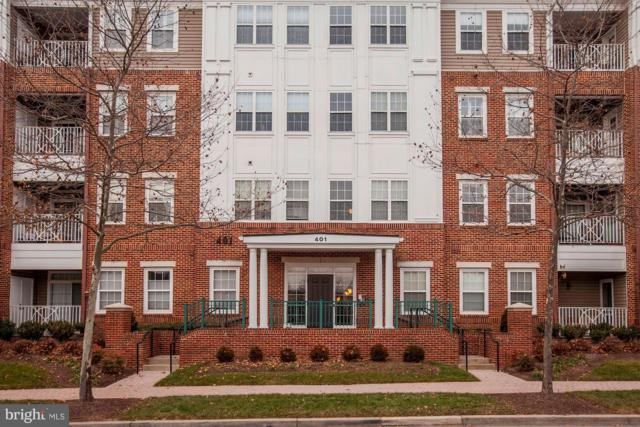 401 King Farm Boulevard #402, ROCKVILLE, MD 20850 (#MDMC449366) :: The Sebeck Team of RE/MAX Preferred