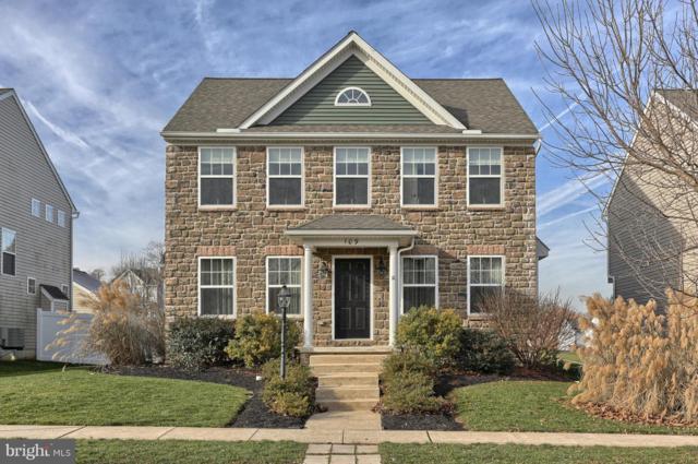 109 Basil Street, MARIETTA, PA 17547 (#PALA113108) :: The Joy Daniels Real Estate Group
