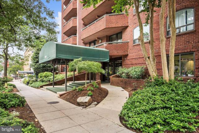 4444 Connecticut Avenue NW #205, WASHINGTON, DC 20008 (#DCDC288254) :: RE/MAX Plus