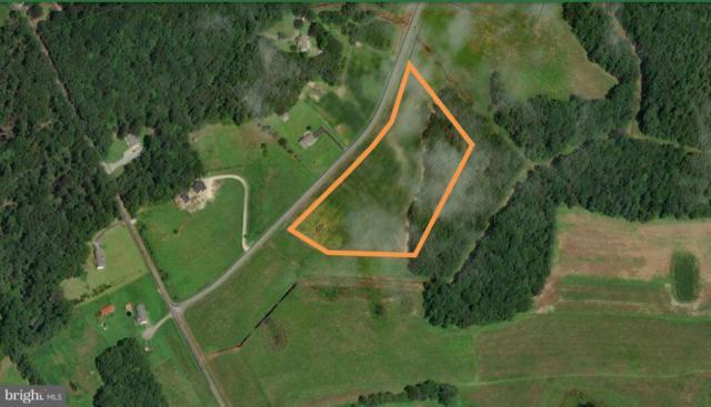 0 Marvel Road, MARYDEL, MD 21649 (#MDCM108750) :: Blackwell Real Estate
