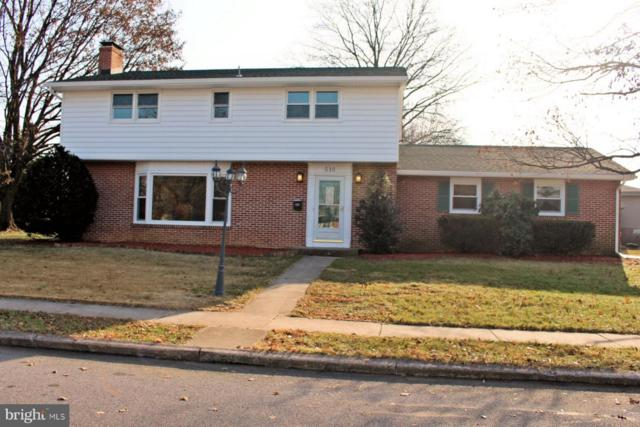 510 Buttonwood Street, PALMYRA, PA 17078 (#PALN102578) :: Benchmark Real Estate Team of KW Keystone Realty