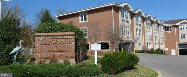 7101 Bay Front #202, ANNAPOLIS, MD 21403 (#MDAA283612) :: Tessier Real Estate