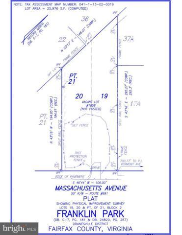 1858 Massachusetts Avenue, MCLEAN, VA 22101 (#VAFX627292) :: McKee Kubasko Group