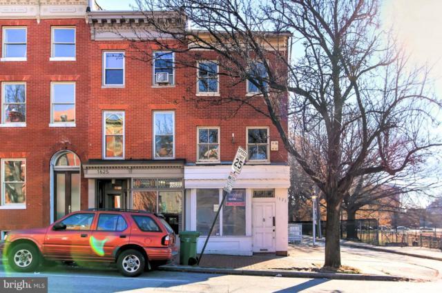 1621 E Baltimore Street, BALTIMORE, MD 21231 (#MDBA290354) :: The Miller Team
