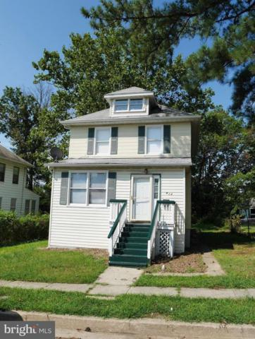 5614 Plymouth Road, BALTIMORE, MD 21214 (#MDBA290356) :: The Maryland Group of Long & Foster