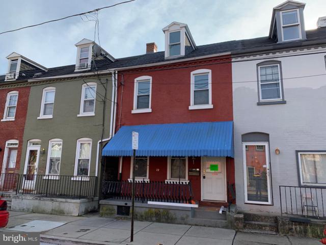 22 W New Street, LANCASTER, PA 17603 (#PALA113142) :: The Craig Hartranft Team, Berkshire Hathaway Homesale Realty