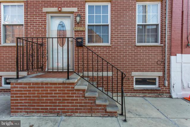 2205 S 5TH Street, PHILADELPHIA, PA 19148 (#PAPH408890) :: City Block Team