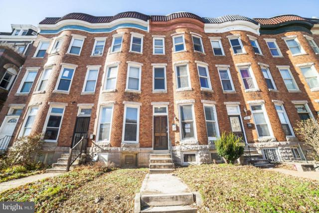 2640 N Charles Street, BALTIMORE, MD 21218 (#MDBA291538) :: SURE Sales Group