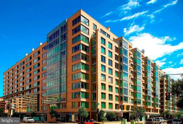 1155 23RD Street NW 8J, WASHINGTON, DC 20037 (#DCDC294034) :: AJ Team Realty