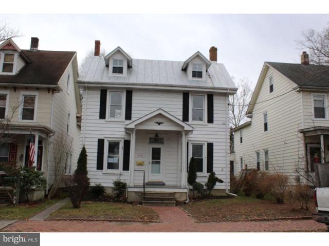142 Cherry Street, MOUNT HOLLY, NJ 08060 (MLS #NJBL244074) :: The Dekanski Home Selling Team