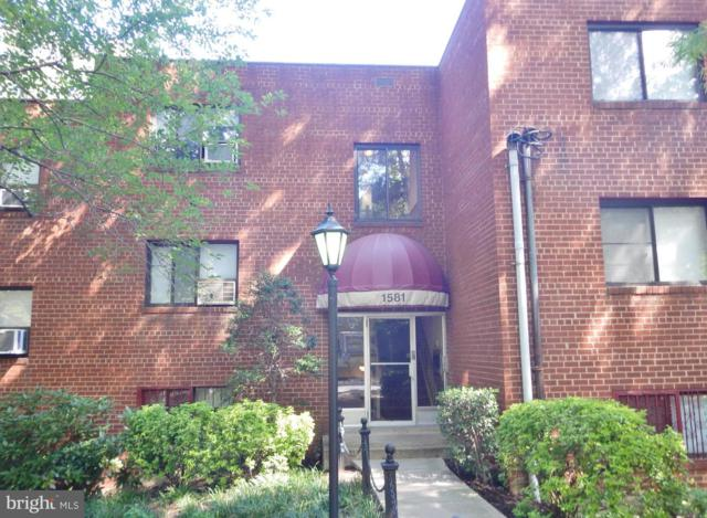 1581 N Colonial Terrace 202-X, ARLINGTON, VA 22209 (#VAAR103376) :: East and Ivy of Keller Williams Capital Properties
