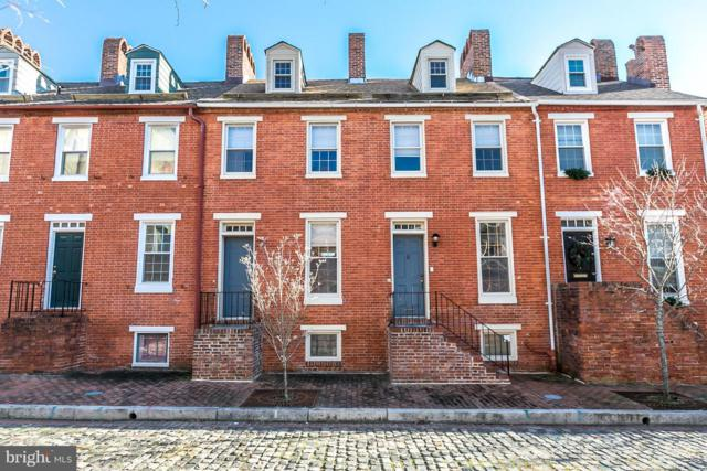 637 Stirling Street, BALTIMORE, MD 21202 (#MDBA297104) :: Pearson Smith Realty