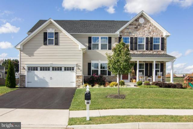 878 Amherst Lane, WESTMINSTER, MD 21158 (#MDCR151842) :: The Maryland Group of Long & Foster
