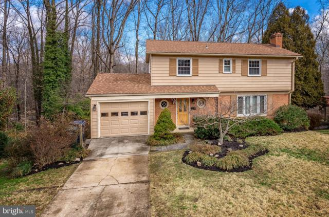 9218 Santayana Drive, FAIRFAX, VA 22031 (#VAFX710904) :: The Gus Anthony Team