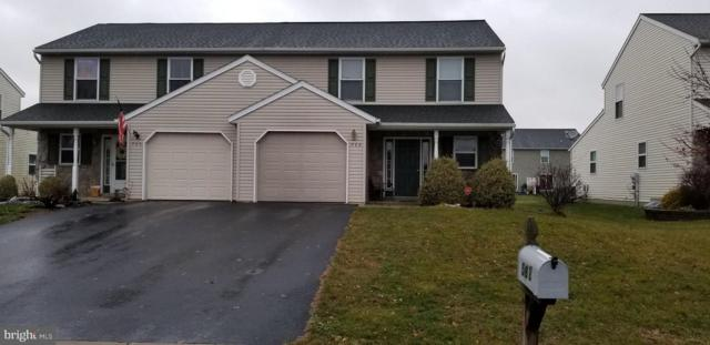 582 Daisy Drive, NEW HOLLAND, PA 17557 (#PALA113938) :: The Heather Neidlinger Team With Berkshire Hathaway HomeServices Homesale Realty