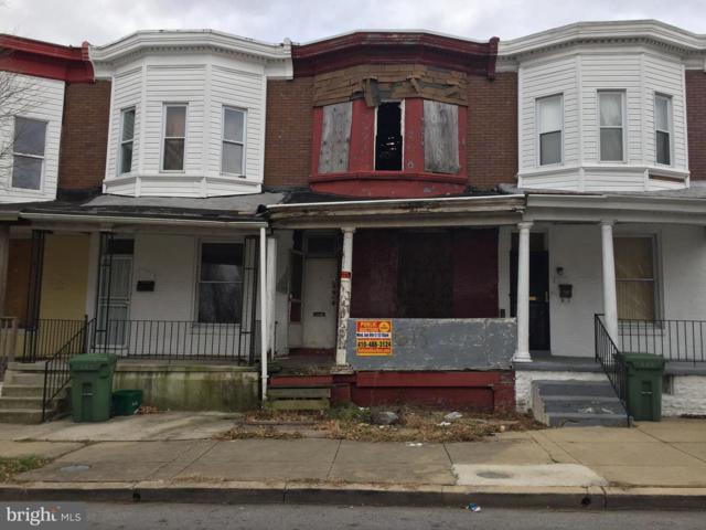 613 Gutman Avenue, BALTIMORE, MD 21218 (#MDBA302404) :: AJ Team Realty