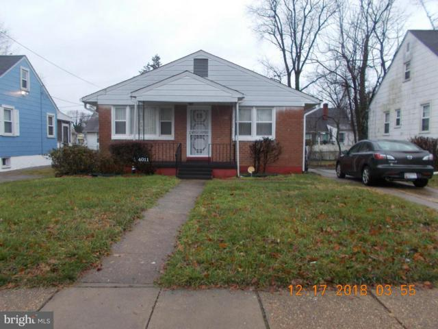 4011 N Rogers Avenue, BALTIMORE, MD 21207 (#MDBA302418) :: The MD Home Team