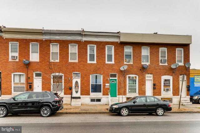 3108 E Fayette Street, BALTIMORE, MD 21224 (#MDBA302452) :: ExecuHome Realty