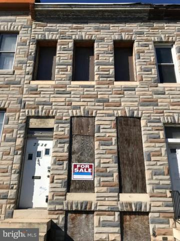 2536 Frederick Avenue, BALTIMORE, MD 21223 (#MDBA302462) :: Great Falls Great Homes