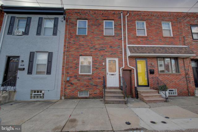 2626 E Dauphin Street, PHILADELPHIA, PA 19125 (#PAPH504788) :: ExecuHome Realty