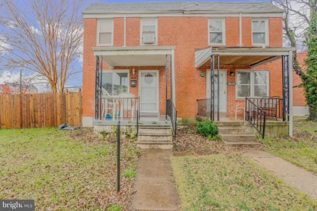 1210 Pine Heights Avenue, BALTIMORE, MD 21229 (#MDBA302502) :: The Licata Group/Keller Williams Realty