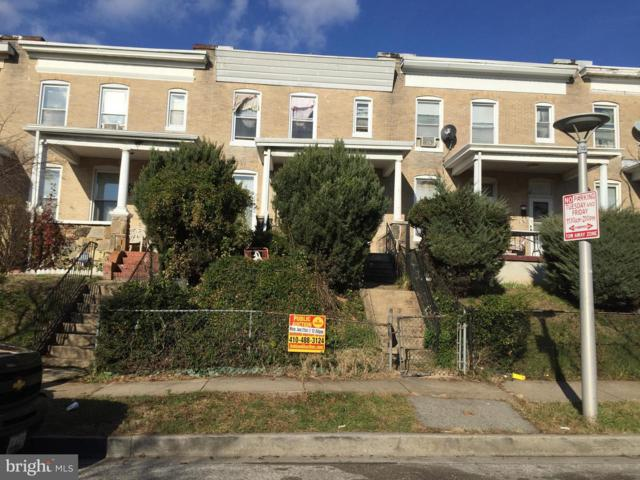 1718 E 29TH Street, BALTIMORE, MD 21218 (#MDBA302504) :: TVRG Homes