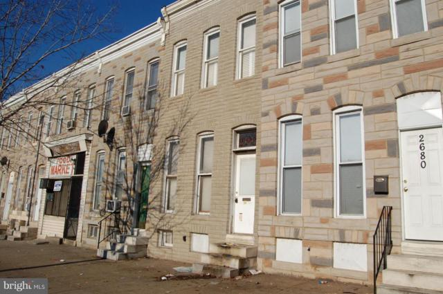 2682 Wilkens Avenue, BALTIMORE, MD 21223 (#MDBA302532) :: Blackwell Real Estate