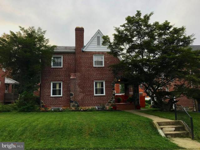 3523 Denison Road, BALTIMORE, MD 21215 (#MDBA302554) :: Blackwell Real Estate