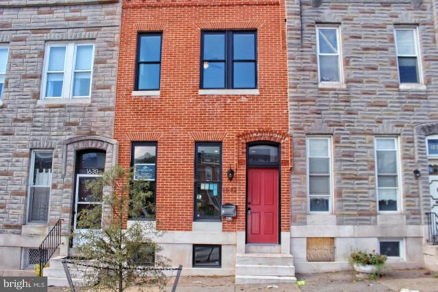1632 N Broadway, BALTIMORE, MD 21213 (#MDBA302612) :: ExecuHome Realty