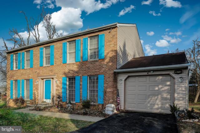 18713 Capella Lane, GAITHERSBURG, MD 20877 (#MDMC485918) :: ExecuHome Realty