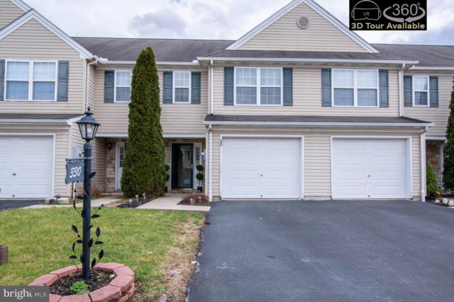 330 Fisher Drive, YORK, PA 17404 (#PAYK104914) :: Benchmark Real Estate Team of KW Keystone Realty