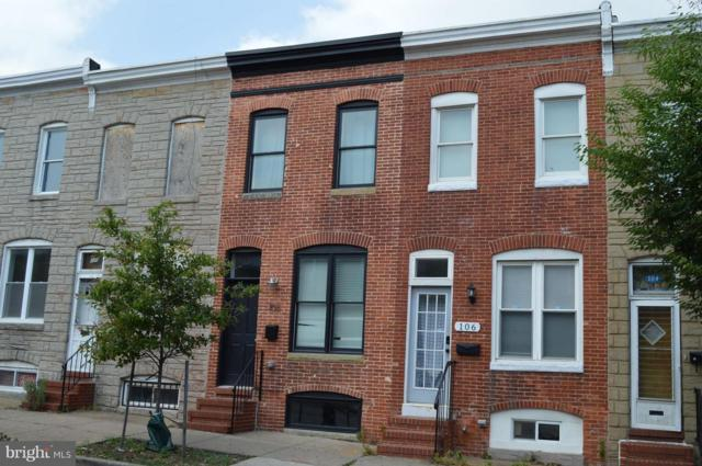108 S Conkling Street, BALTIMORE, MD 21224 (#MDBA302798) :: The Sebeck Team of RE/MAX Preferred
