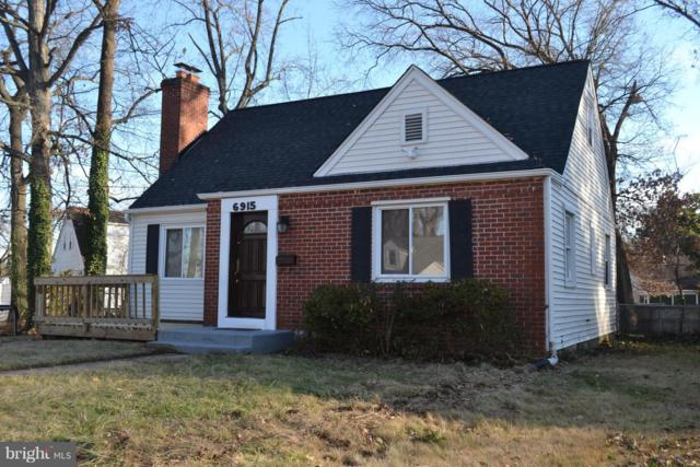 6915 Foster Street, DISTRICT HEIGHTS, MD 20747 (#MDPG375442) :: The Putnam Group