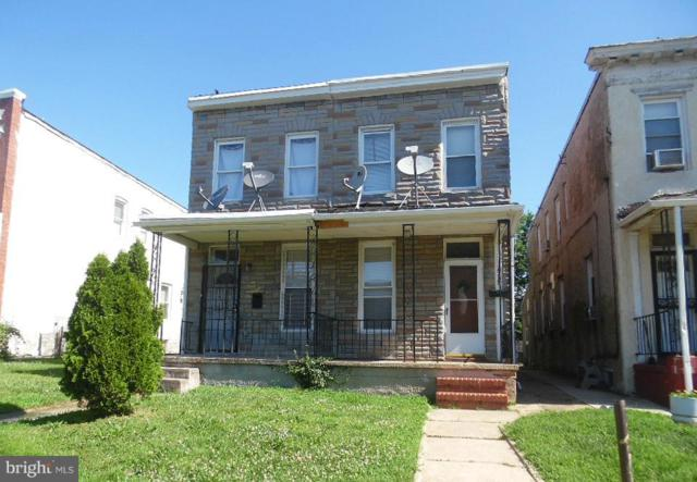 2518 W Mosher Street, BALTIMORE, MD 21216 (#MDBA302930) :: ExecuHome Realty