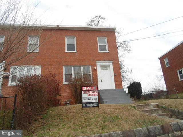 1109 Carrington Avenue, CAPITOL HEIGHTS, MD 20743 (#MDPG375558) :: AJ Team Realty