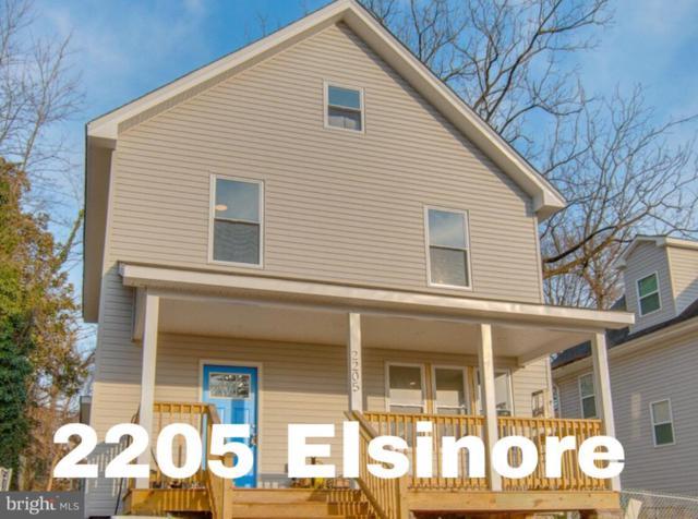2205 Elsinore Avenue, BALTIMORE, MD 21216 (#MDBA303012) :: Colgan Real Estate