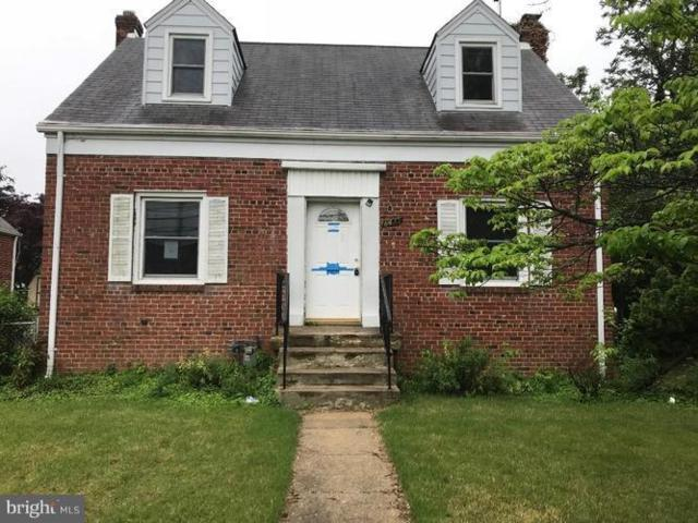 6413 Foster Street, DISTRICT HEIGHTS, MD 20747 (#MDPG375606) :: AJ Team Realty