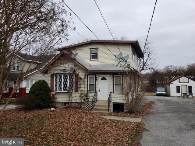 607 Bethel Avenue, UPPER CHICHESTER, PA 19014 (#PADE321536) :: Colgan Real Estate