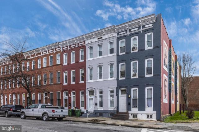 1738 Druid Hill Avenue, BALTIMORE, MD 21217 (#MDBA303062) :: The Belt Team