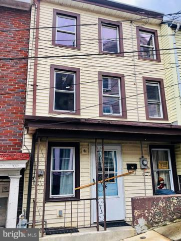 6 N 11TH Street, POTTSVILLE, PA 17901 (#PASK115696) :: The Heather Neidlinger Team With Berkshire Hathaway HomeServices Homesale Realty