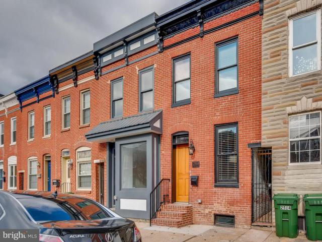 2514 Fait Avenue, BALTIMORE, MD 21224 (#MDBA303130) :: Erik Hoferer & Associates