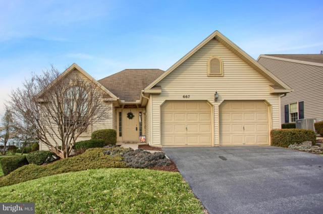 667 Stover Court, HUMMELSTOWN, PA 17036 (#PADA104104) :: Benchmark Real Estate Team of KW Keystone Realty