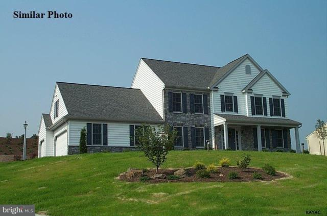 ~ Brentwood Model, YORK, PA 17406 (#PAYK105130) :: Benchmark Real Estate Team of KW Keystone Realty